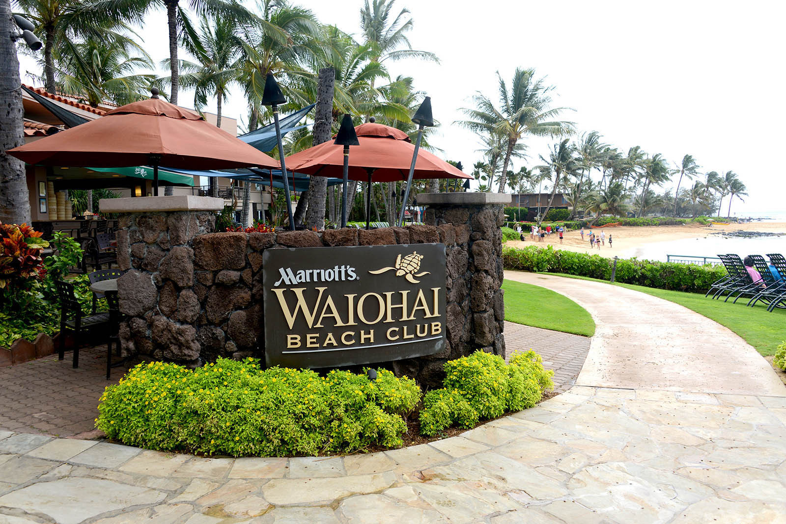 marriott waiohai beach club floor planmarriott waiohai