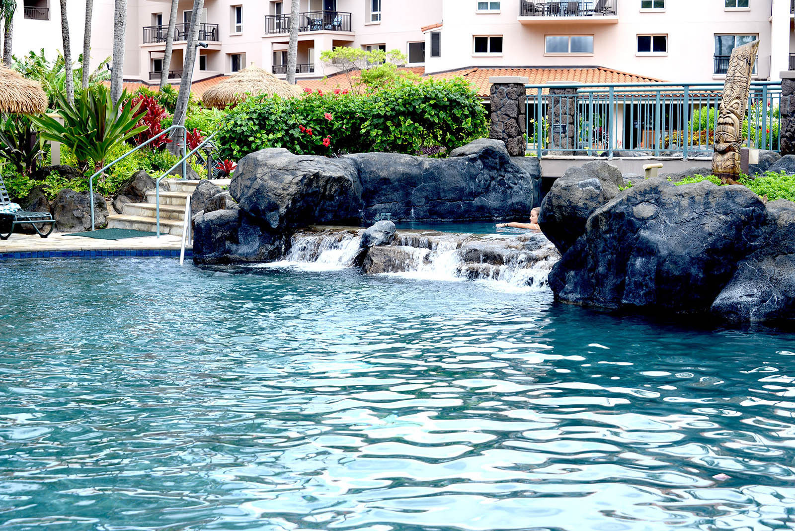 Marriott Waiohai Beach Club Kauai Timeshare Res