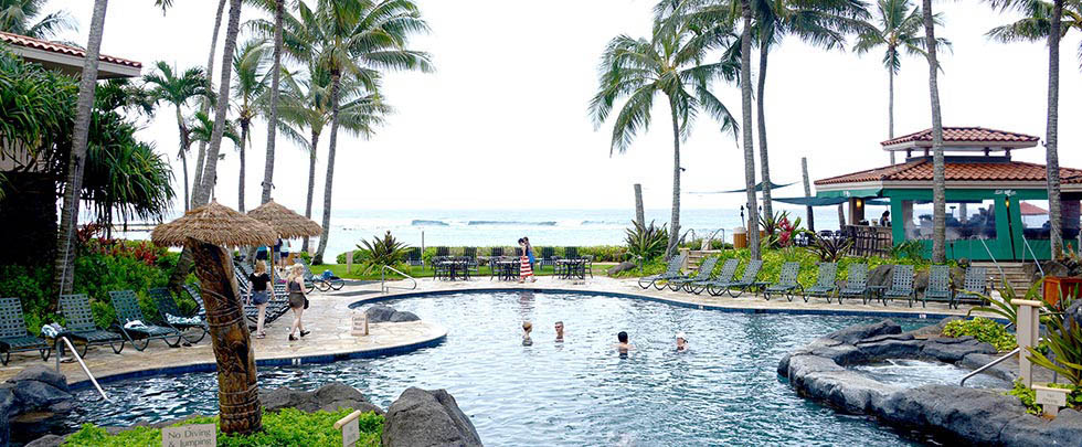 Marriott Beach Club Waiohai Kauai timeshare resales