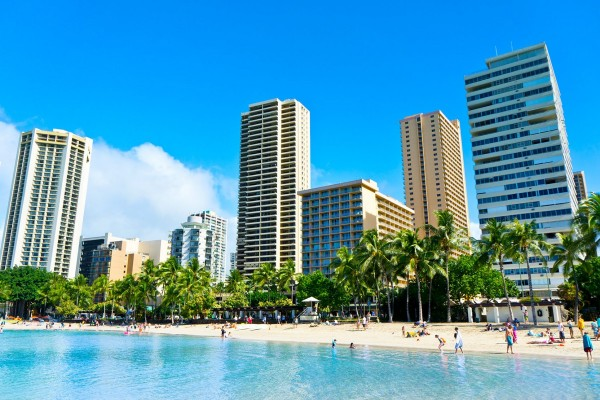 Buy a timeshare in Hawaii on the resale market