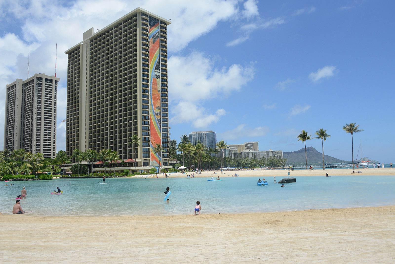 Hilton Grand Vacations Club at Hilton Hawaiian Village – Lagoon Tower timeshare resales