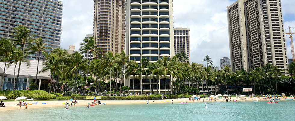 Hilton Grand Vacations Club at Hilton Hawaiian Village – Lagoon Tower timeshare resales