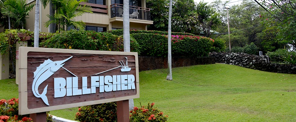 Kona Billfisher timeshare resales