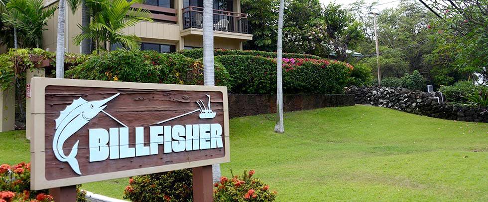 Kona Billfisher timeshare resales