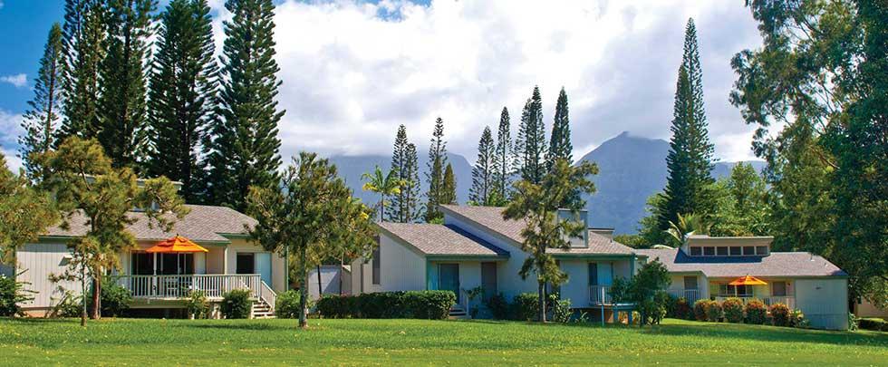 Makai Club Cottages - Club Wyndham, Kauai