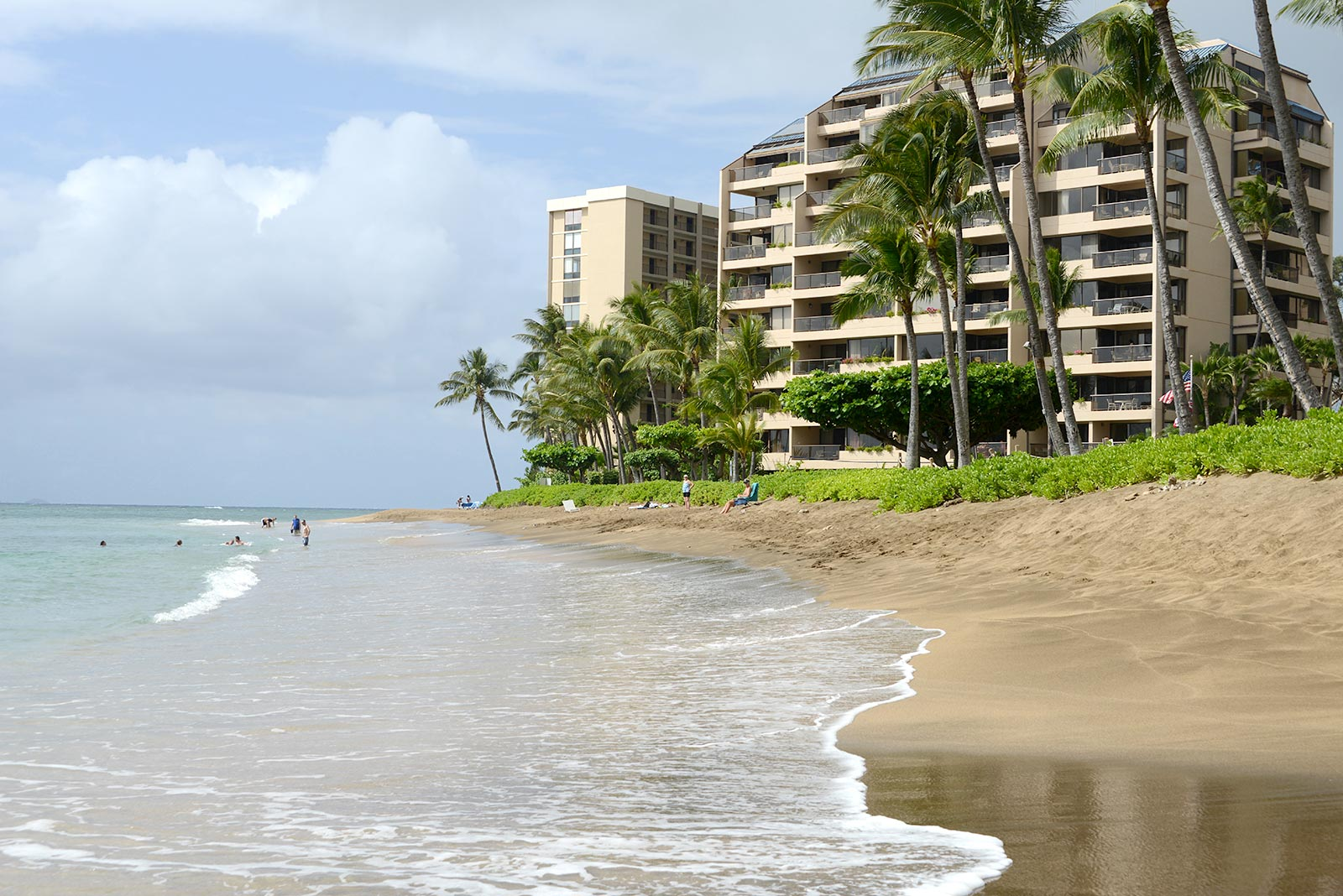 Sands Of Kahana Timeshare Resales
