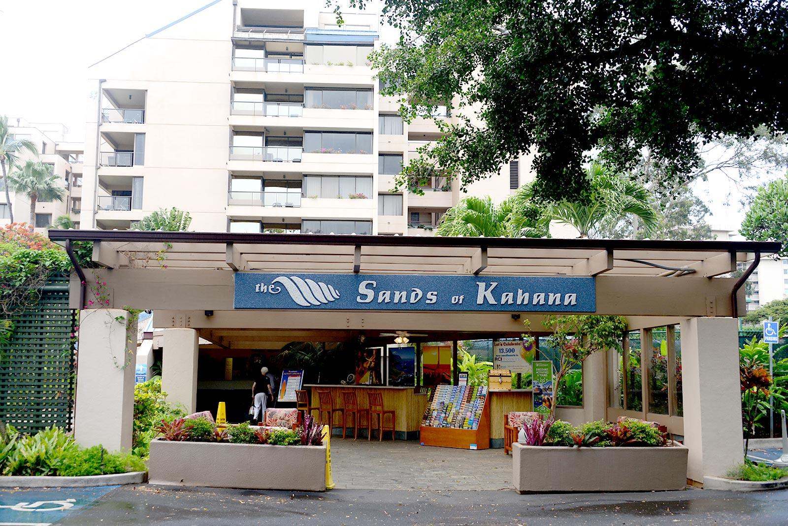 Sands of Kahana timeshare resales