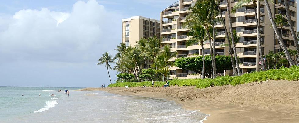 Sands of Kahana Maui timeshare resales