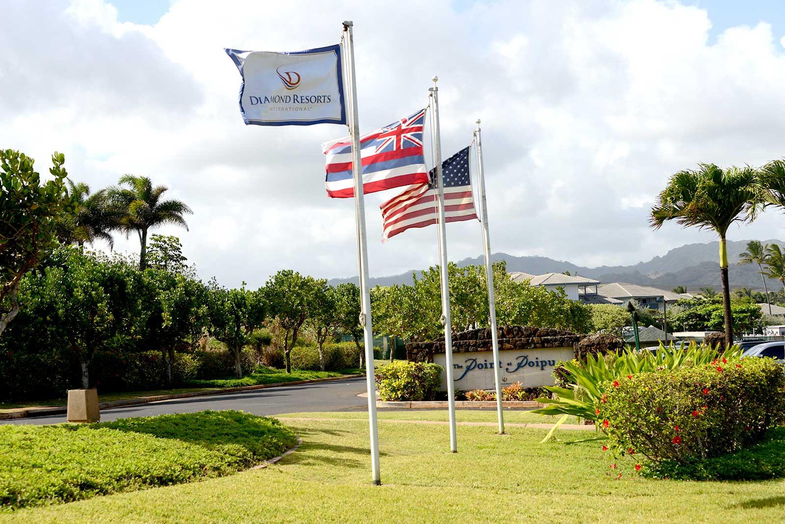 Diamond Resorts - The Point at Poipu, Kauai timeshare resales