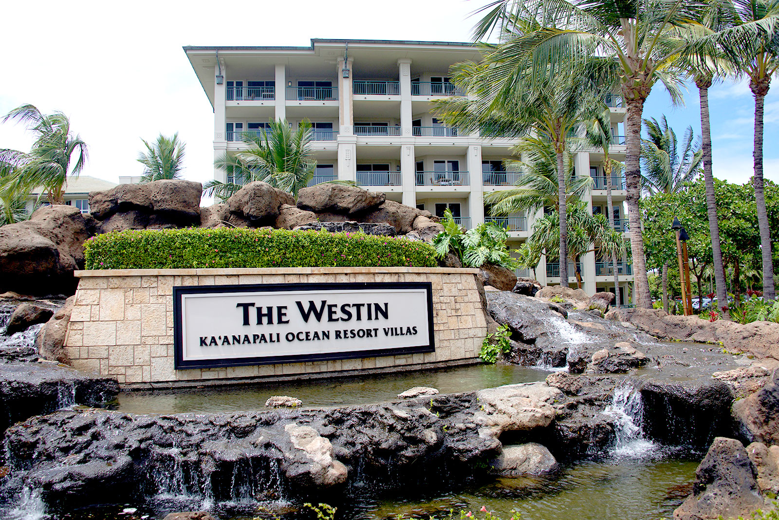The Westin Kaanapali Ocean Resort Villas